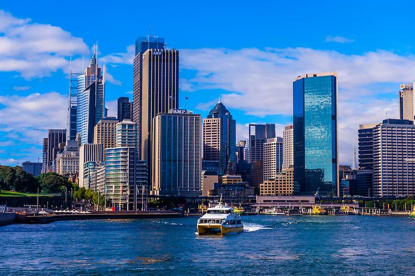 The Innovation-Led Economy in Sydney
