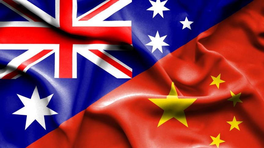 China – An Emerging Cornerstone of Australian Economy
