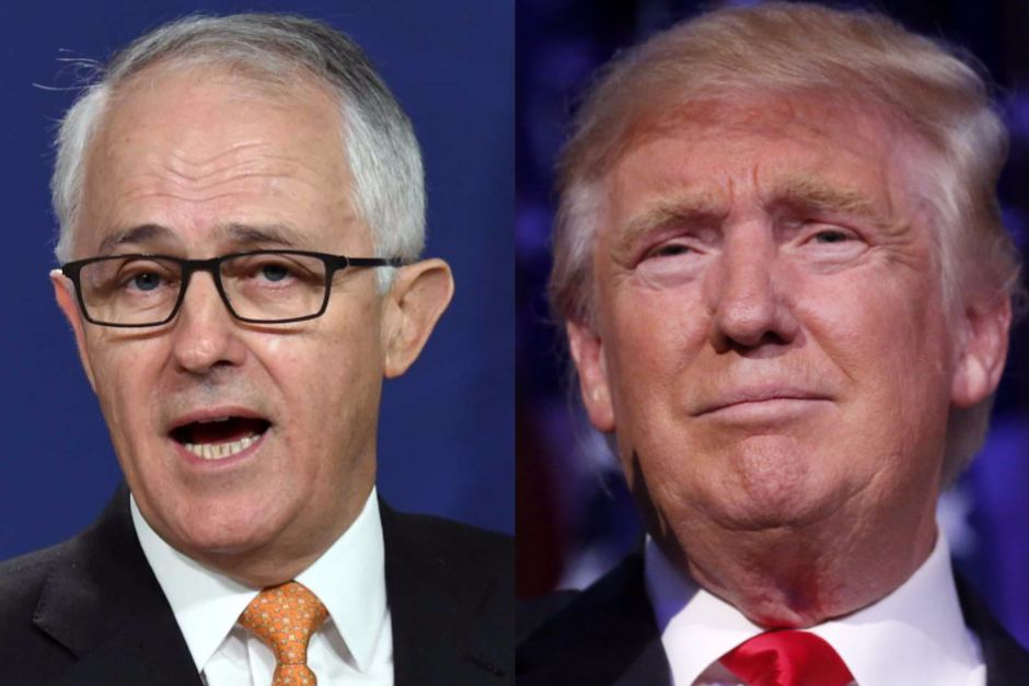 President Trump and Prime Minister Turnbull – the Phone Call
